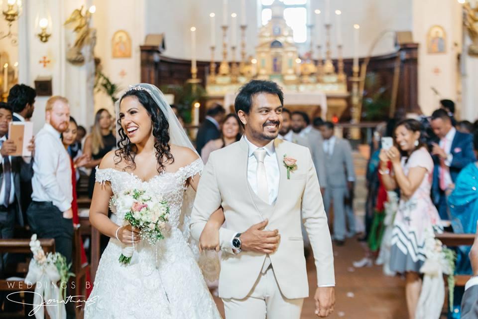 Dushyanth Weeraman & Stephanie Siriwardhana Wedding