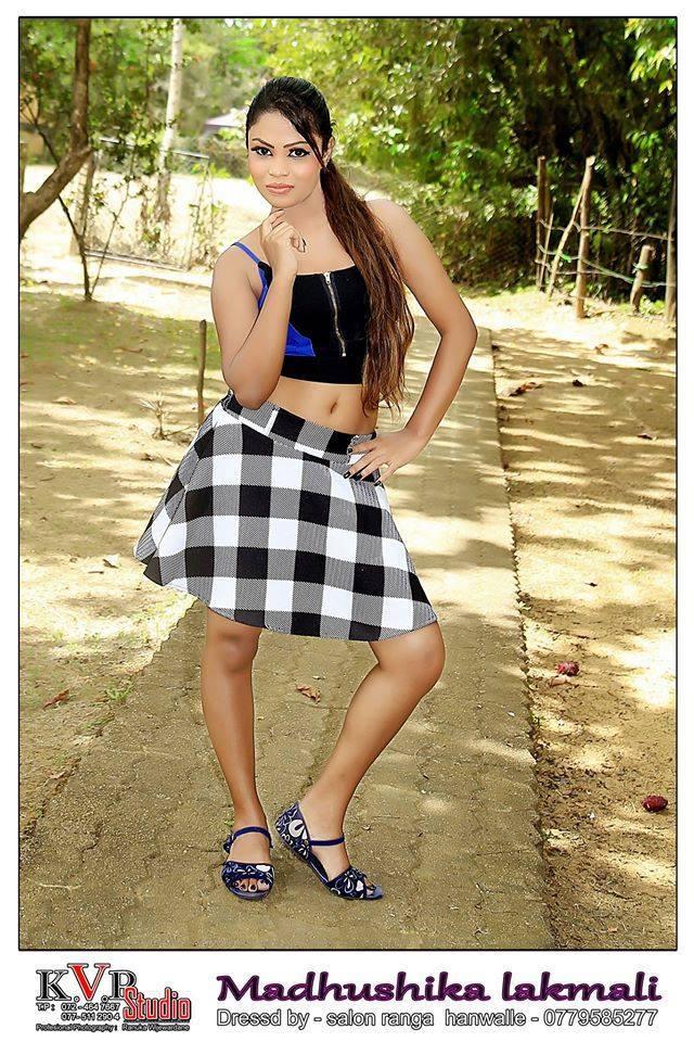 Madhushika Lakmali New Photo Shoot